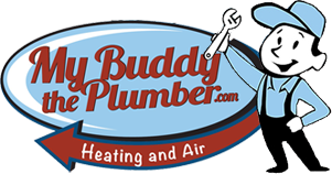 My Buddy The Plumber Heating & Air logo